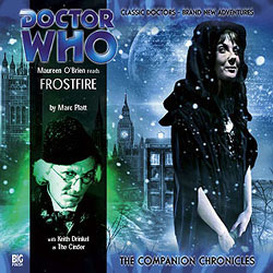 Frostfire CD Cover