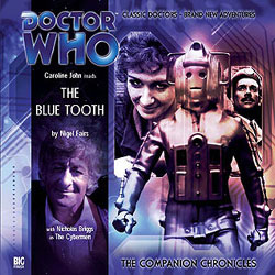 The Blue Tooth CD Cover