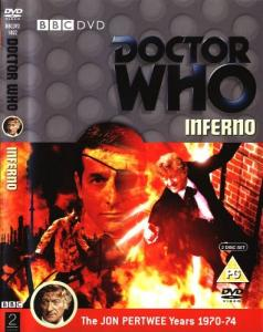 Inferno Region 2 DVD Cover