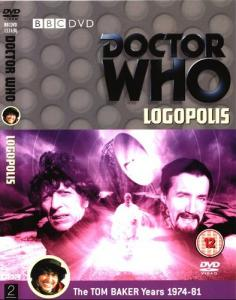 Logopolis Region 2 DVD Cover