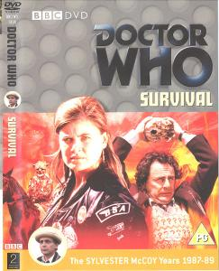 Survival Region 2 DVD