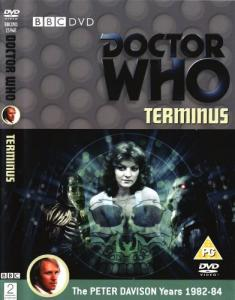 Terminus Region 2 DVD Cover