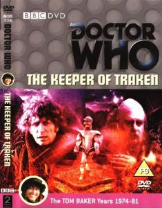 The Keeper of Traken Region 2 DVD Cover