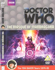 The Masque of Mandragora Region 2 DVD Cover