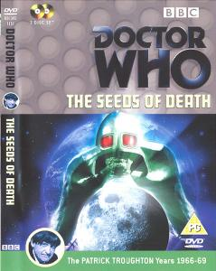 The Seeds of Death Region 2 DVD Cover
