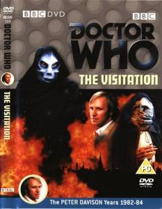 The Visitation Region 2 DVD Cover