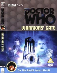 Warriors' Gate Region 2 DVD Cover