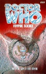 Vampire Science cover