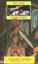 Timewyrm: Exodus cover