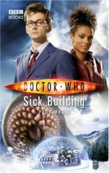 Sick Building hardback cover