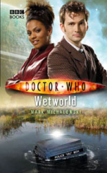 Wetworld hardback cover