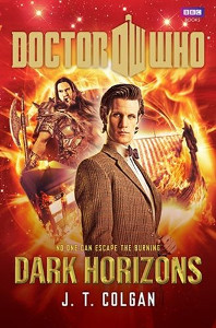 Dark Horizons cover