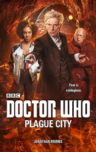 Plague City cover