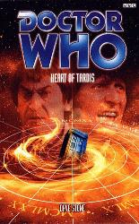 Heart of TARDIS cover