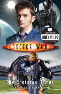 The Sontaran Games cover