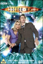 Series 2 part 1 Region 2 DVD Cover