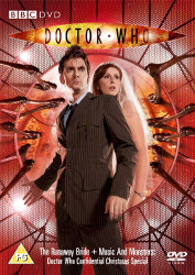 The Runaway Bride Region 2 DVD Cover