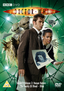 Series Three Volume Three Region 2 DVD Cover