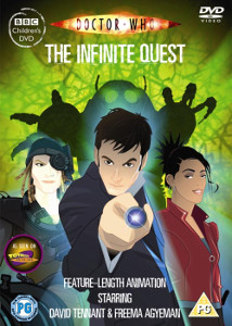 The Infinite Quest Region 2 DVD Player