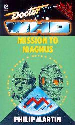 Mission to Magnus novel cover