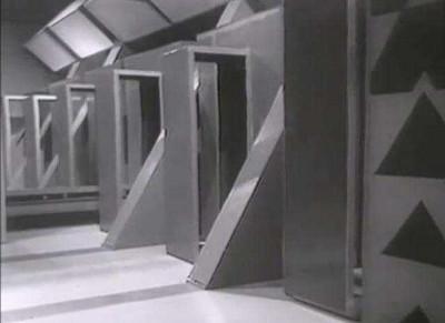 TARDIS Berthing Cradle
