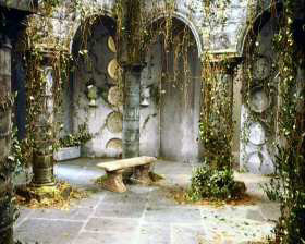 TARDIS Cloister Room