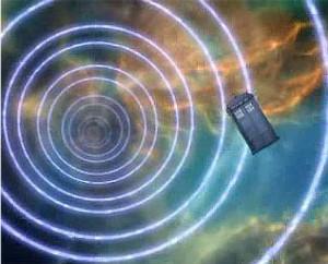 A TARDIS in an indefinite time loop