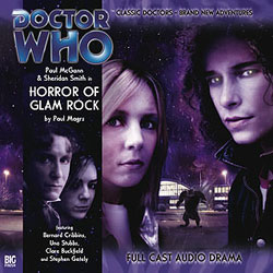 Horror of Glam Rock CD cover