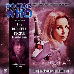 The Beautiful People CD Cover