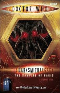 The Vampire of Paris cover