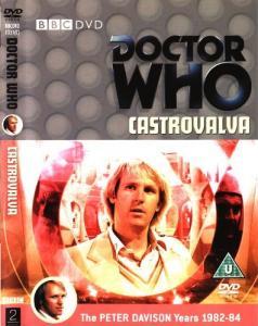 Castrovalva Region 2 DVD Cover