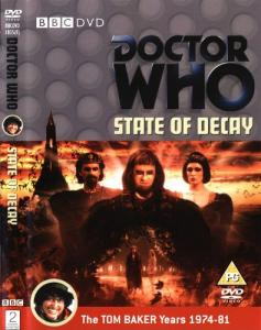 State of Decay Region 2 DVD Cover