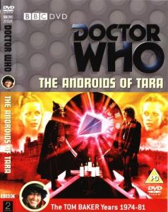 The Androids of Tara Region 2 DVD Cover