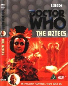 The Aztecs Region 2 DVD Cover