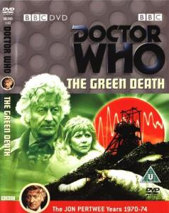 The Green Death Region 2 DVD Cover