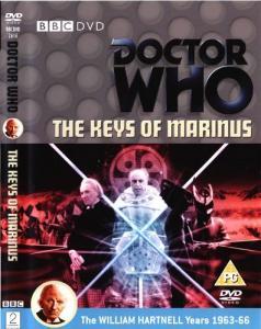 The Keys of Marinus Region 2 DVD Cover