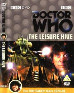 The Leisure Hive Region 2 DVD Cover