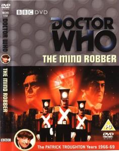 The Mind Robber Region 2 DVD Cover