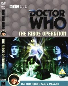 The Ribos Operation Region 2 DVD Cover