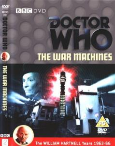 The War Machines Region 2 DVD Cover