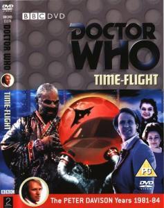 Time-Flight Region 2 DVD Cover