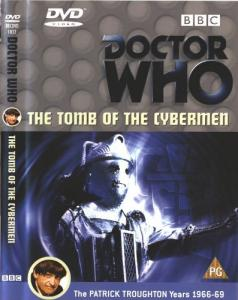 The Tomb of the Cybermen Region 2 DVD Cover