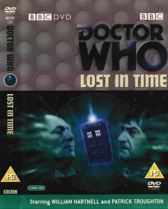 Lost in Time Region 2 DVD Cover
