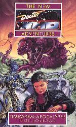 Timewyrm: Apocalypse cover