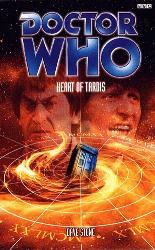Heart of TARDIS cover