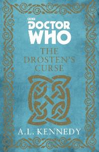 The Drosten's Curse hardback cover