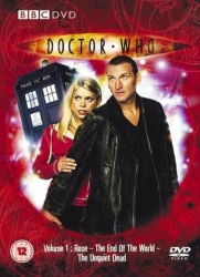 Series 1 Part 1 Region 2 DVD Cover