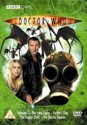 Series 1 Part 3 Region 2 DVD Cover