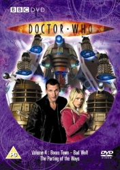 Series 1 Part 4 Region 2 DVD Cover