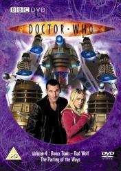 Series 1 Part 4 Region 2 DVD Cover